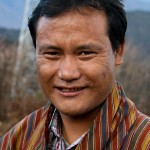 Bhutan - Portrait of Kargyel, my driver
