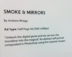 Smoke and Mirrors description